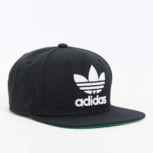 adidas Originals Trefoil Snapback Hat
