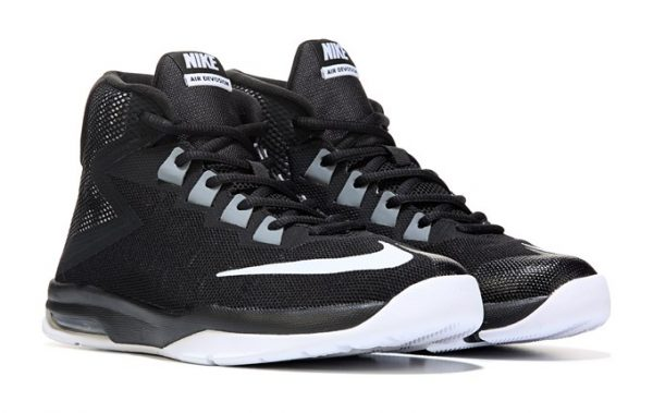 6913c5a7e4ab nike Air Devosion Basketball Shoe Grade School – A Plus Running