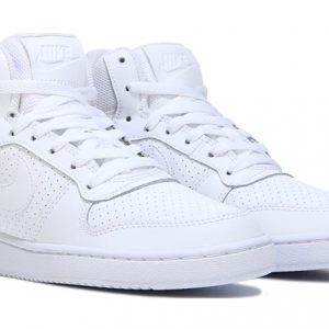 nike Court Borough Mid Top Sneaker