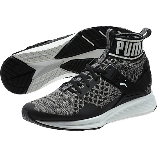 buy popular 255cd b7d24 puma IGNITE evoKNIT Men's Running Shoes