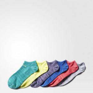 adidas Superlite No-Show Socks 6 Pairs