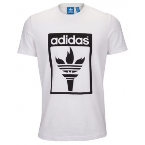 adidas Originals Trefoil Fire T-Shirt