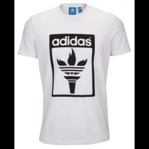 adidas Originals Trefoil Fire T-Shirt