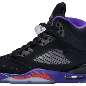 Jordan Retro 5 – Girls' Grade School